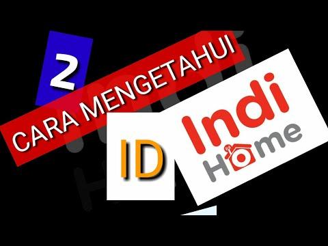 2 Cara mengetahui ID IndiHome.