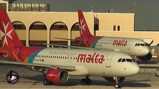 Airline Spotting - Malta International Airport