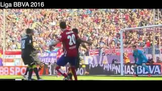 Atletico de Madrid 0 - 0 Sevilla, Goles y Resumen, Liga BBVA 2016