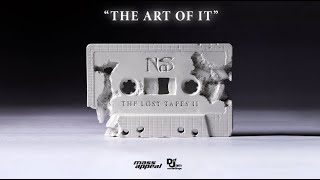Nas - The Art of It (feat. J. Myers) (Prod. by Pete Rock) [HQ Audio]