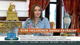 Gambar cover Zeynep Türkoğlu ile 24 Portre - Emine Seçeroviç Kaşlı (10.07.2019)