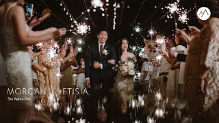 Morgan & Letizia Wedding Highlights | Ayana Resort | Bali Wedding Videography