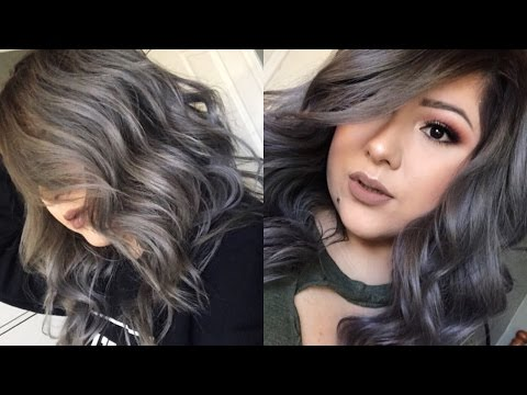 All About My Gray Hair! (HOW TO & FAV Products)