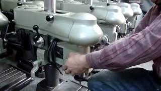ŞENEL MATKAP YAYI DEĞİŞİMİ exchange of spring in ŞENEL drill machines