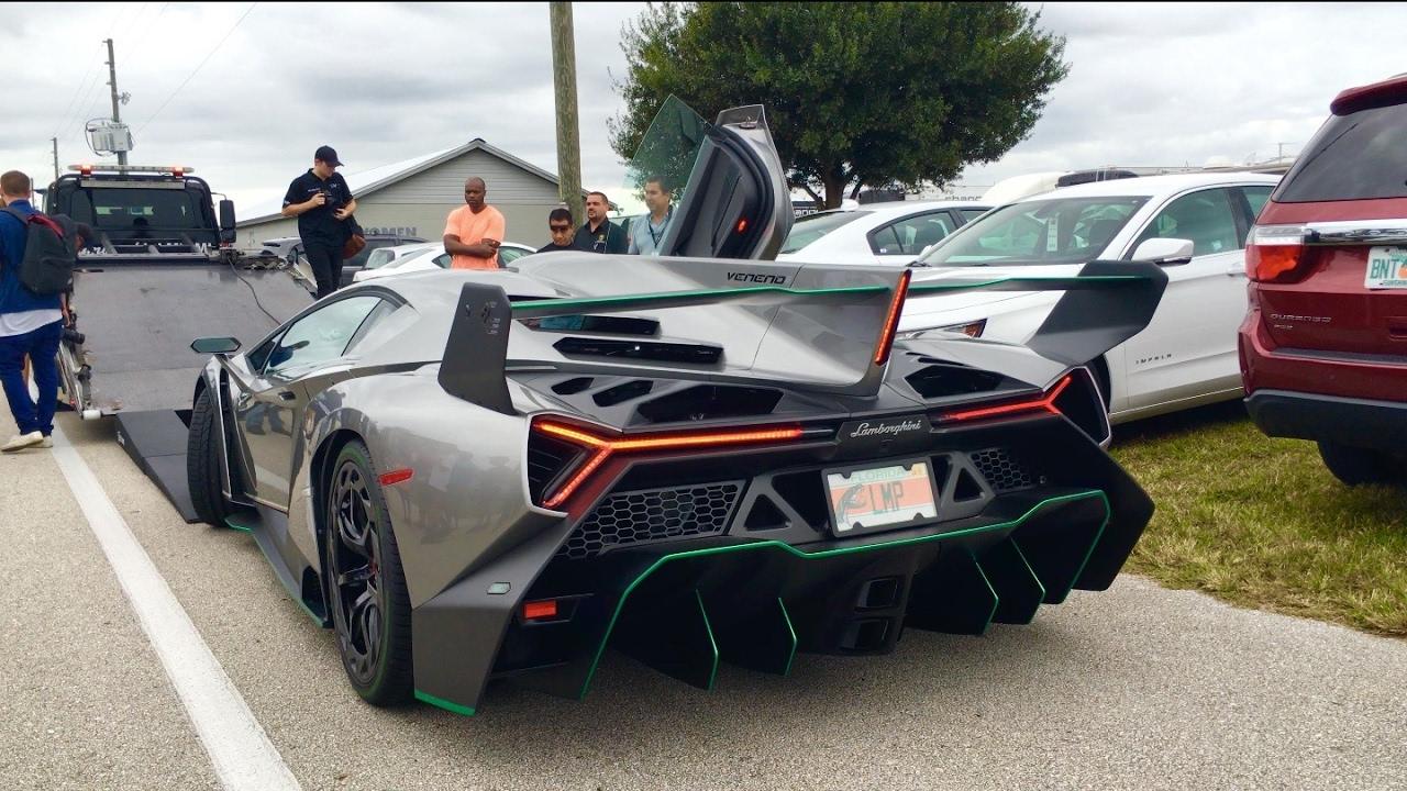 Niederlande Infos Pictures Of Lamborghini Veneno Owners