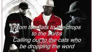 Represent-Lecrae(With Lyrics)