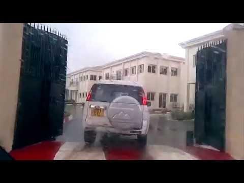 Académie  de Footbal Eto'o à Libreville, Gabon