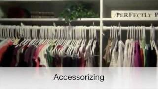 How To Design And Install An Easy Track Closet Organizer