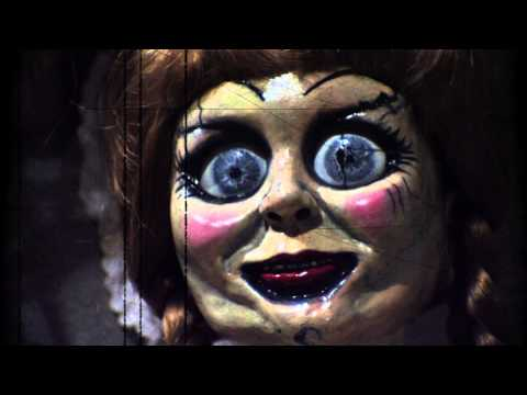 """Annabelle Movie Doll Teaser trailer  """"The Conjuring"""""""