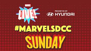 Marvel LIVE! at San Diego Comic-Con 2018 - Day 4