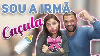 TAG: Perguntas e Respostas com meu irmão | Nathalia Silva | Libras e Legendado