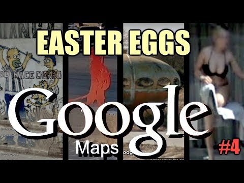 GOOGLE MAPS / EARTH Easter Eggs And Secrets | Ep #4 | HD
