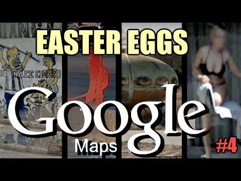 GOOGLE MAPS / EARTH Easter Eggs And Secrets | Ep #4 | HD