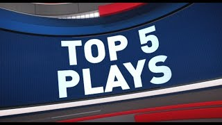 Top 5 Plays of the Night: December 14, 2017