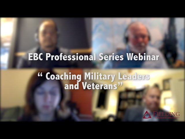 #Coaching Military Leaders and #Veterans