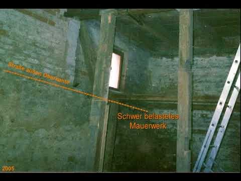 Top Gebäude,- Wände trocken legen ,- mal anders ! - YouTube QT76
