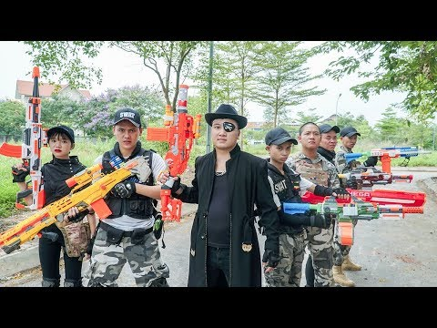 LTT Nerf War : Special Mission SEAL X Warriors Nerf Guns Fight Criminal Group Dr Lee Sinister couple