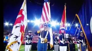 jennifer nettles sings national anthem