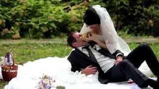 Свадебный клип   Андрей и Наира
