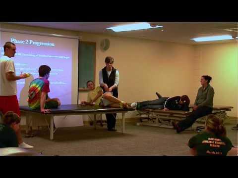 University of Vermont Athletic Training