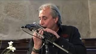 Bernard MARLY accordina Athos BASSISSI bandonéon Chamberet oct 2018