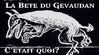 La bête du Gevaudan n'était pas une hyène