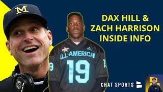 15 MEGA Michigan Football Rumors on Dax Hill, Zach Harrison, Shea Patterson & Michigan vs. Florida