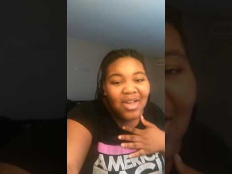 Tynisha Keli You and me against the world(covered Oshea)
