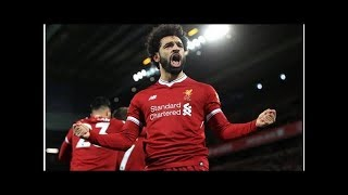 Mohamed Salah named in PFA Team of the Year