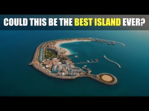 Welcome to Qatar! - Banana Island