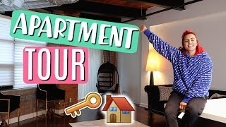 APARTMENT TOUR 2018 | BodmonZaid