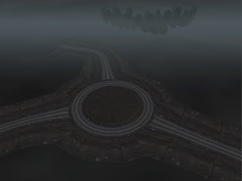 NFS Underground 1 - Cut roads from Olympic City