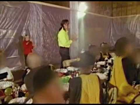 Michael Jackson - Black Or White Behind Scene And Fight