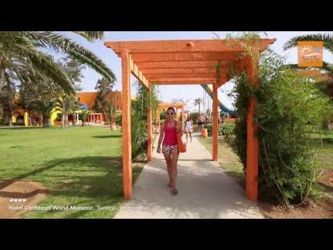 Hotel Caribbean World Monastir 4*, Tunezja, Monastir