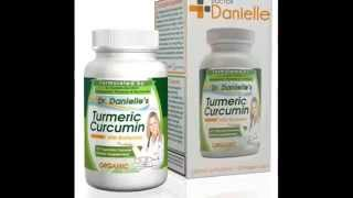 Organic Curcumin (Turmeric) with Bioperine natural remedies for osteoarthritis of the hip