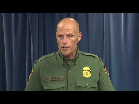 Press Briefing - CBP Announces Contract Awards for Wall Prototypes