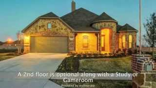 Watch Now D R Horton At The Villages Of Fox Hollow New Homes In Forney Texas As Seen On Hot On