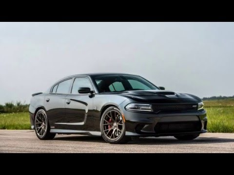 2017 Dodge Charger Hellcat HPE800, review 2017 - YouTube