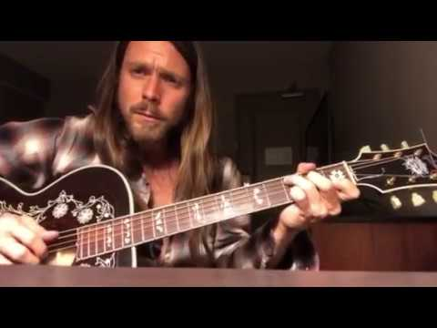 lukas nelson, my own peculiar way