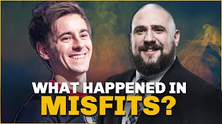 What happened in Misfits? TSM Drama, Fatherhood and The CSPPA | Richard Lewis Interviews Sean Gares