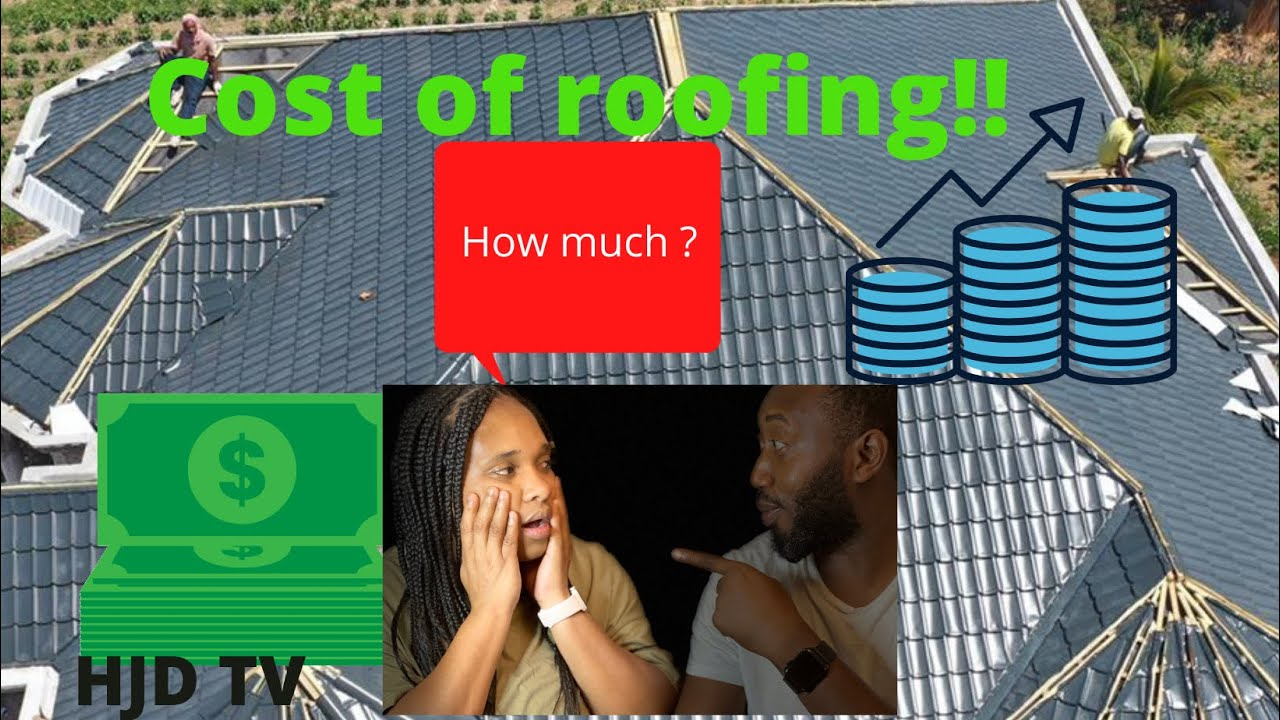 Download Building our dream house in Jamaica . Season 3 Ep#3. Cost of doing our roof