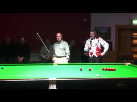 Ray Roche's Trick Shot Special featuring John Virgo