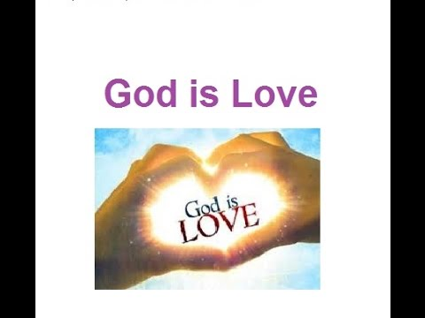 Edgar Cayce - God Is Love - YouTube