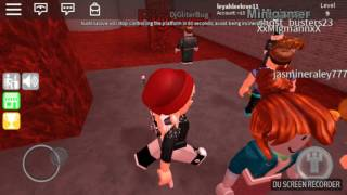 Playing ROBLOX I can't stop plaing