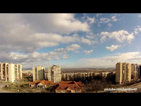 Time-lapse - Miskolc - GoPro3 HD Vol.4