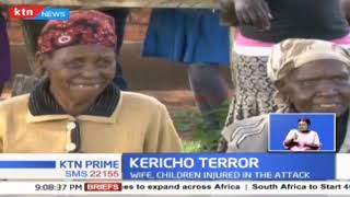 Middle aged man hacked to death in a new wave of insecurity that has hit Kipchimchim