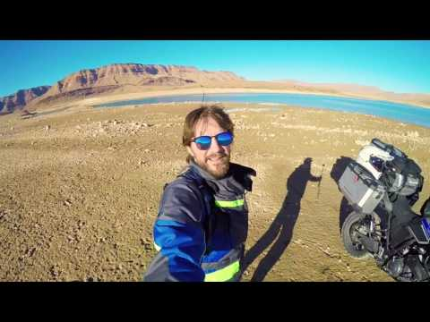 ROUND THE WORLD MOTO TRIP - CHAPTER 1. Morocco, my way into Africa.