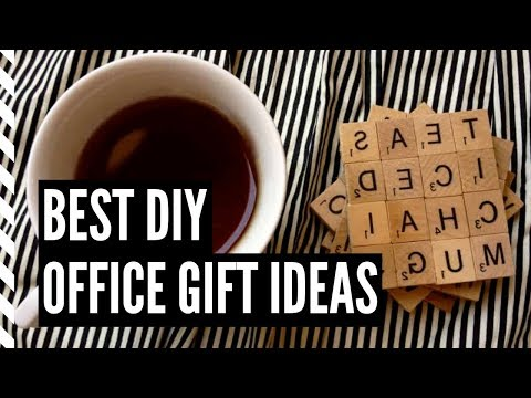 Best DIY Gifts for an Office Party