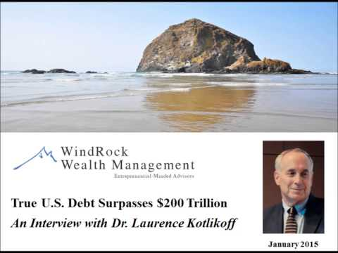 True U.S. Debt Surpasses $200 Trillion
