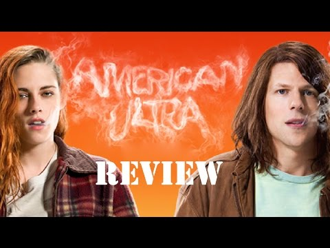 THE MOVIE ADDICT REVIEWS American Ultra (2015)